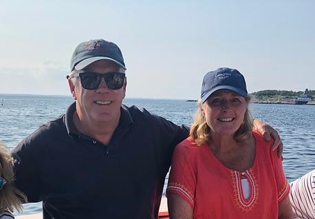 Steve and Midge Galligan